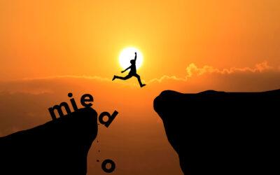 reflexión 7: sigue adelante cuando tengas miedo