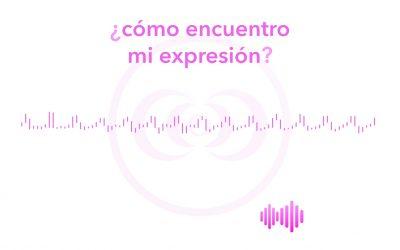 ¿cómo encuentro mi expresión?
