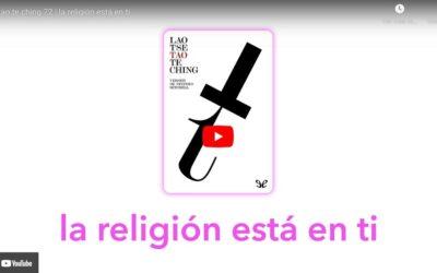 la religión está en ti
