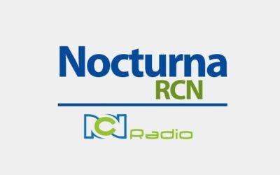 entrevista a carlos burgos en nocturna de rcn radio