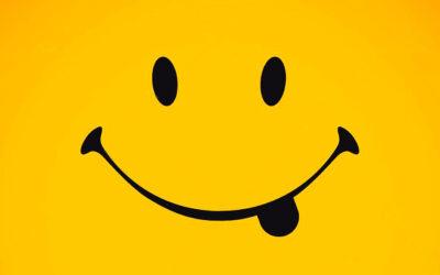 reflexión 6:sonreír es considerar perfecto el momento